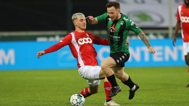"""Dino Hotic met Cercle Brugge ook tegen Standard de boot in: """"Maar we blijven in goede afloop geloven"""""""