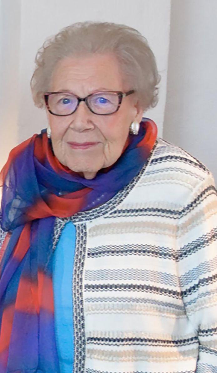 Maria Matthys uit Eeklo is overleden.
