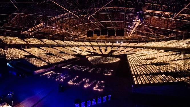 Antwerps Sportpaleis virtueel uitverkocht voor fundraiser 'Lights for Live'