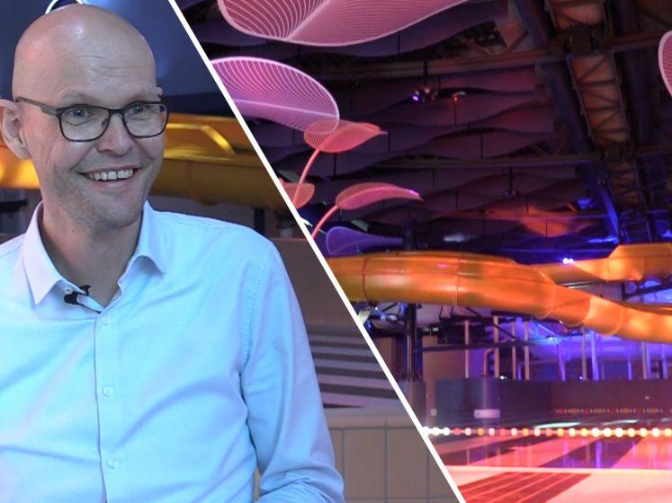 Make-over voor het Sportiom in Den Bosch: 'Je kunt hier de hele dag bewegen'