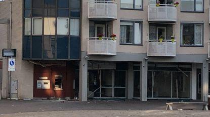 Appartementsgebouw ontruimd na plofkraak op bank in Nederlandse Landgraaf