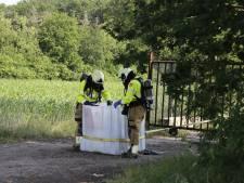 Raadsel waar gedumpt drugsafval in Mill vandaan komt