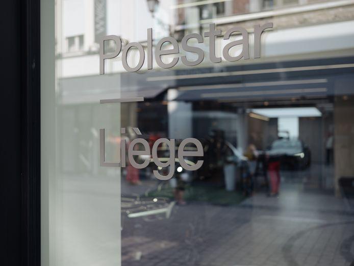 Polestar Space à Liège.