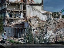 Dag ziekenhuis, hallo woningen: sloop voormalig ziekenhuis in Sliedrecht vordert gestaag