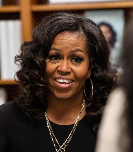 """Michelle Obama dit souffrir d'une """"légère dépression"""""""