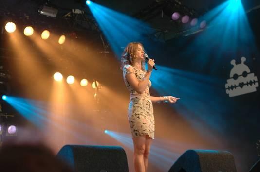 Sharon Gesthuizen van de SP.