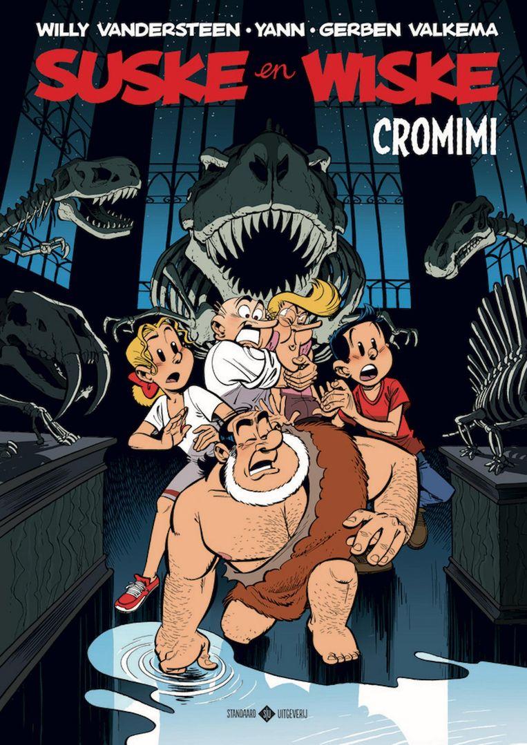 De cover van Cromimi. Beeld Standaard Uitgeverij