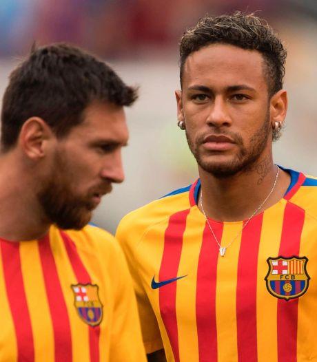 """Neymar lâche une bombe: """"Je veux rejouer avec Messi la saison prochaine"""""""