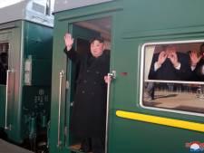 Le trajet en train de Kim Jong Un vers le Vietnam censuré sur l'internet chinois