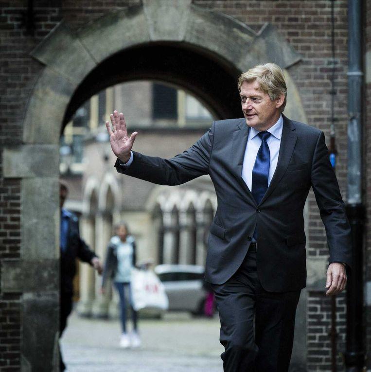 Staatssecretaris Martin van Rijn (PvdA) gaat iets bijzonders doen. Beeld anp