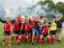 Jong Vitesse ontvangt koploper, Quizvraag voor MASV-Rheden en Boys-clash in Dieren