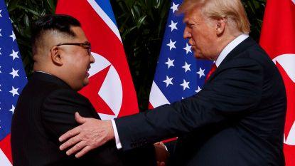 Trump wijzigt toon en verlengt sancties tegen Noord-Korea