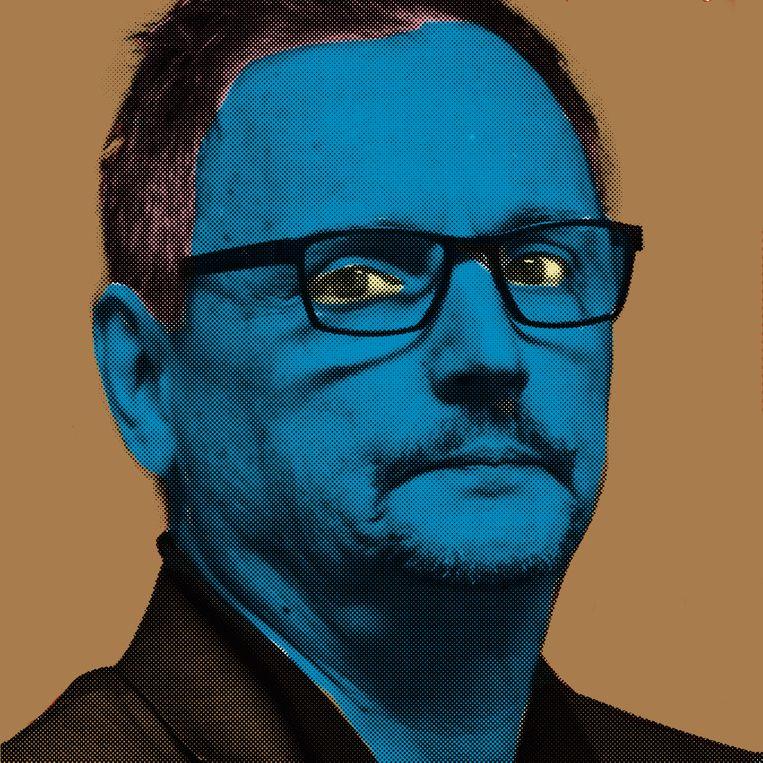 Mark Coenen. Beeld Tom Verbruggen