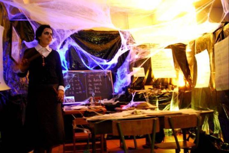 Iedereen kan deelnemen aan het Halloweenevenement in Delacroix