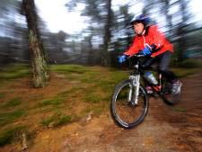 Wielerverenigingen pleiten voor behoud MTB-route Holterberg bij provincie: 'We zien nauwelijks reptielen op ons pad'