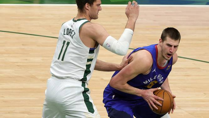 Denver verkoopt Milwaukee tik in NBA, Phoenix wint kraker tegen Lakers