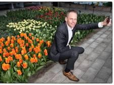 Bart Siemerink uit Haaksbergen leidt de Keukenhof door de crisis