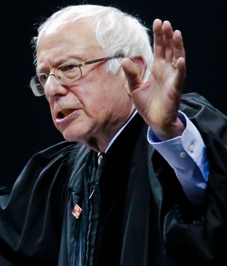 Bernie Sanders. Beeld AP