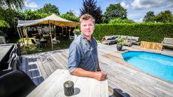 """Brugs restaurant Nous verhuist deze zomer naar... tuin van chef-kok in Oostkamp: """"Ik moest iéts doen, anders leden we verlies"""""""