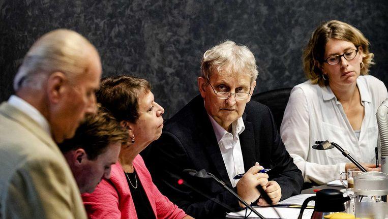 Eberhard van der Laan eerder dit jaar tijdens een debat. Beeld anp