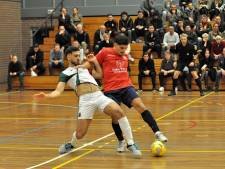 Saïd Bouzambou wil als speler van FC Eindhoven naar het EK