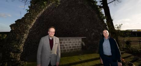 """Binnenhalen geld voor Park van Vrede in Ommel verloopt moeizaam: ,,Maar we laten ons hoofd niet hangen"""""""
