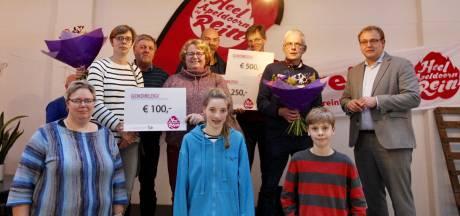 Apeldoornse clubs ruimen bijna miljoen blikjes op