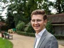 Bliksemcarrière in de politiek: Stijn (20) jongste lijsttrekker van het land