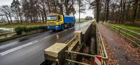 Berkelland verwacht geen zwaar vrachtverkeer op sluiproutes na afsluiting van Vloedstegenbrug