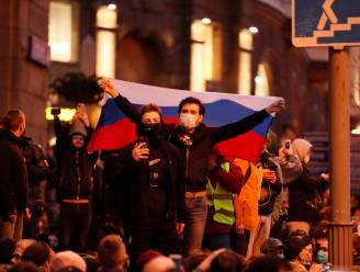 Navalny-aanhangers overal in Rusland de straat op, ruim 1.600 arrestaties