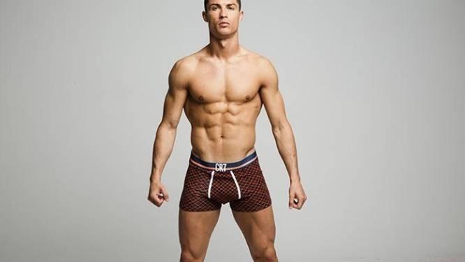 Met zo'n imposant lichaam als Ronaldo heb je geen photoshop nodig