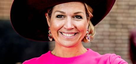 Koningin Máxima naar de Tramkade voor opening van Social label Lab