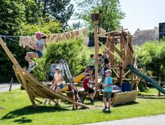 Leerlingen 't Kraaiennest bouwen eigenhandig schip als kunstwerk en speeltuig