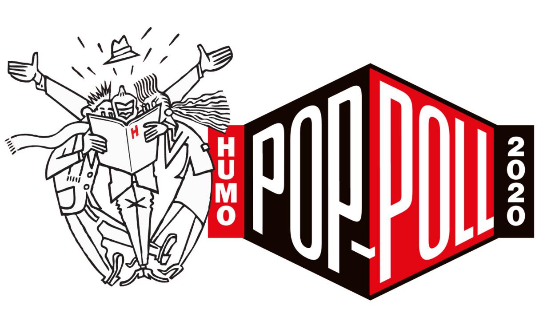 humo's pop poll 2020 Beeld Humo