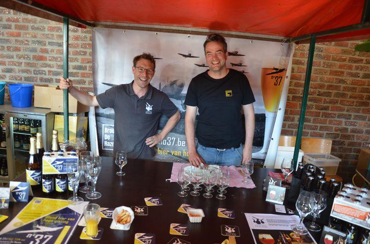 Brouwerij De Hazen tekent ook present.