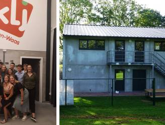 KLJ ruilt 't Schuurken in voor fraaie nieuwbouw in park Hof ter Welle