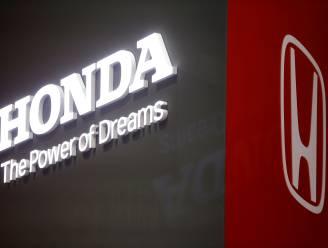 Honda moet productie in veel autofabrieken stilleggen wegens chiptekort