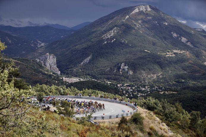 De Tour de France ging afgelopen weekend van start