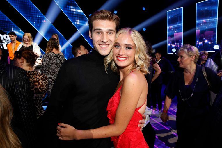 Dancing With The Stars 2019 - Aflevering 2  Julie Vermeire met haar partner Willem