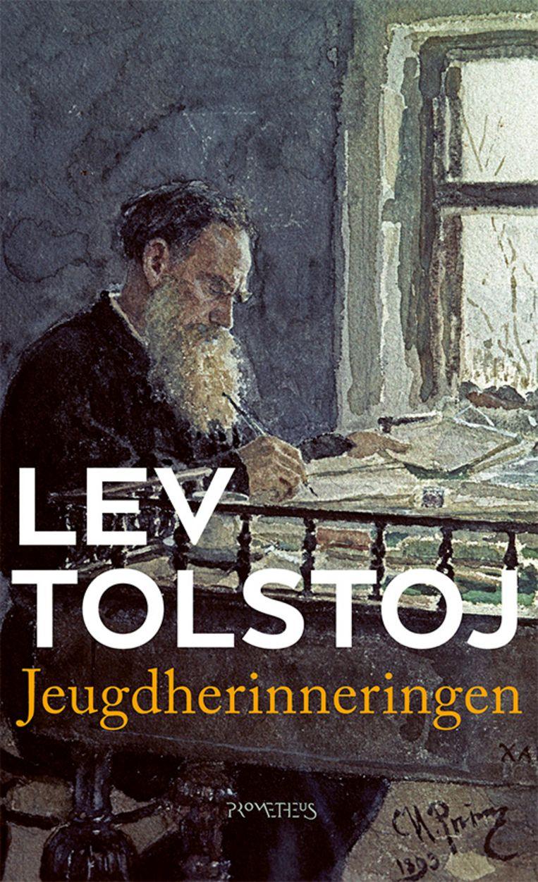 Non-fictie Lev Tolstoj Jeugdherinneringen Vertaling en nawoord Arthur Langeveld Prometheus €24,99 468 blz Beeld