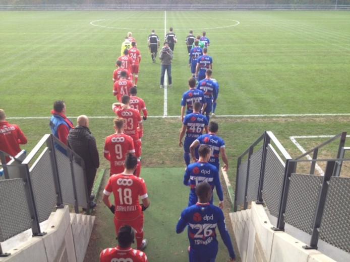 Standard Luik - Willem II