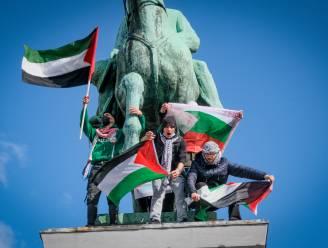 Onderzoek naar antisemitische leuzen op pro-Palestijnse betoging