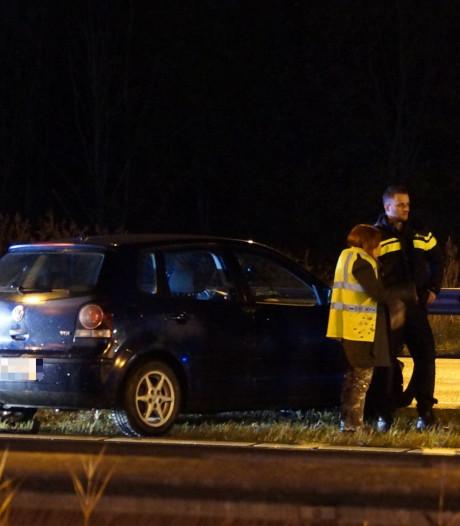 Meerdere auto's betrokken bij botsing in Waalwijk