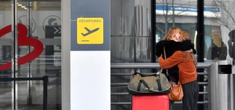 Plus de 40% des Belges de retour de zone rouge n'ont pas fait de test