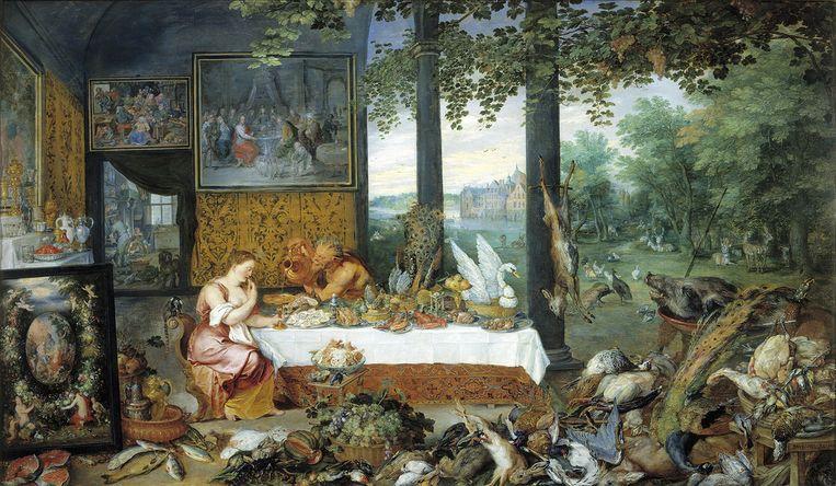 Peter Paul Rubens. Beeld anp