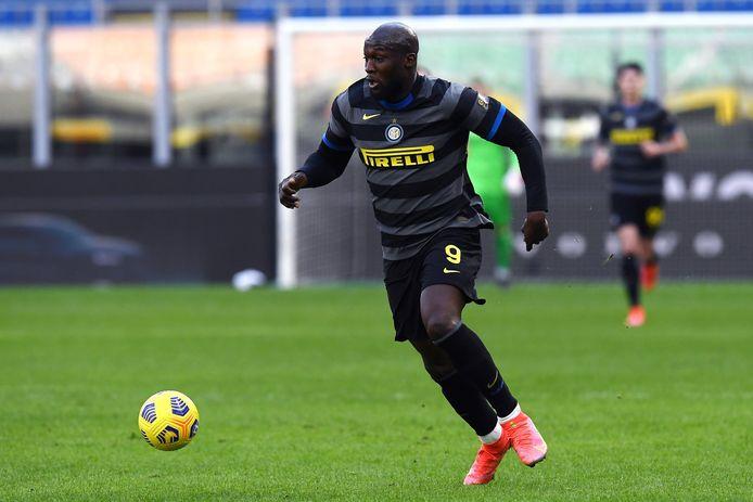 Lukaku heeft rechtstreeks een voet in 40 procent van de doelpunten van Inter in de Serie A.