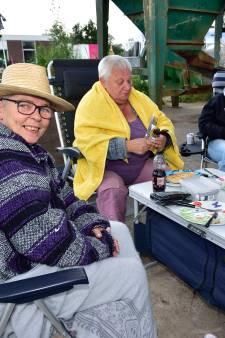 Lhbt'ers uit het hele land strijken neer op roze camping bij GoudAsfalt