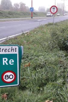 Weer onrust bij bewoners langs Rondweg-Oost in Veenendaal