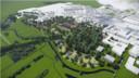 Het HAVEP-terrein wordt een hele nieuwe woonwijk. Met in het midden in het groen Huize Anna.