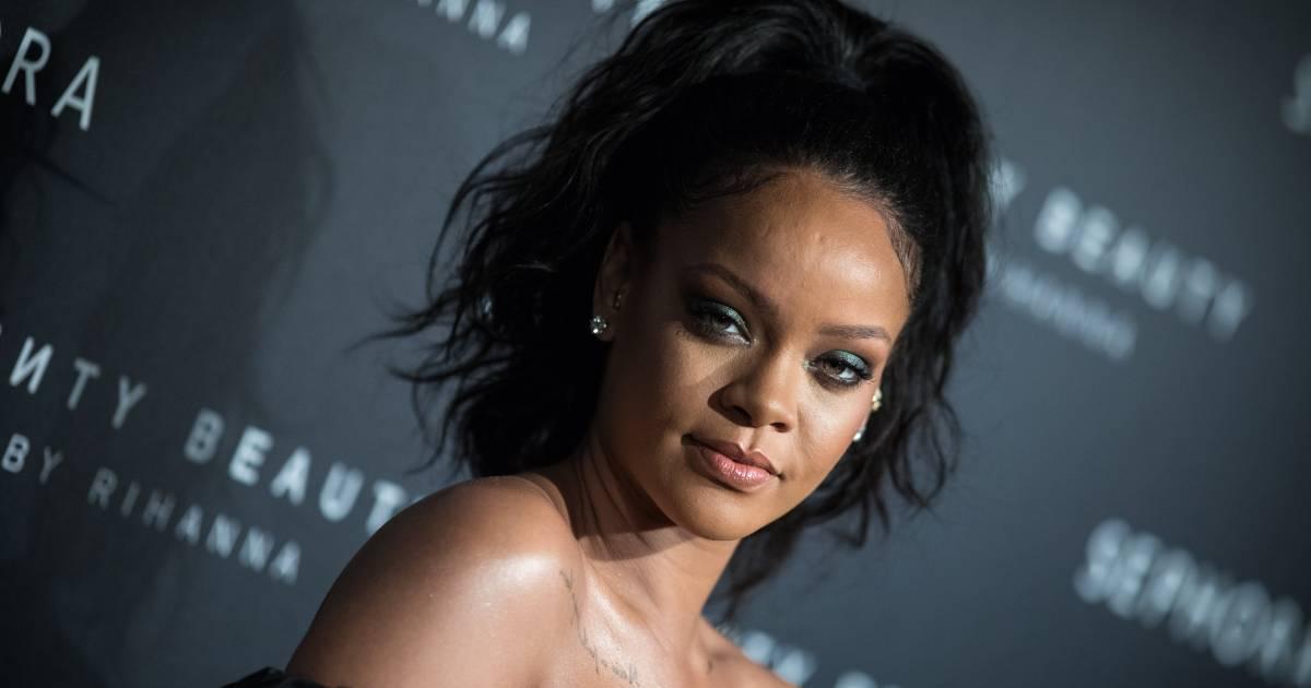 Rihanna crée la polémique en Inde en posant seins nus avec le dieu Ganesh - 7sur7